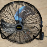Stanley garage fan