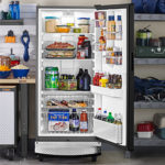 What is a garage ready refrigerator?
