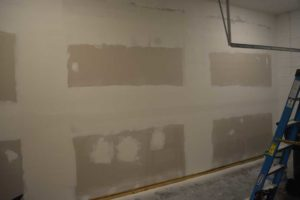 How to drywall your garage