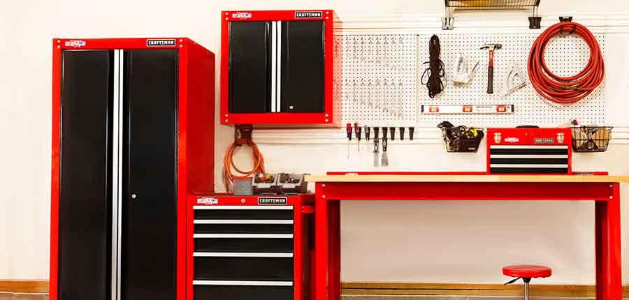 Craftsman cabinets