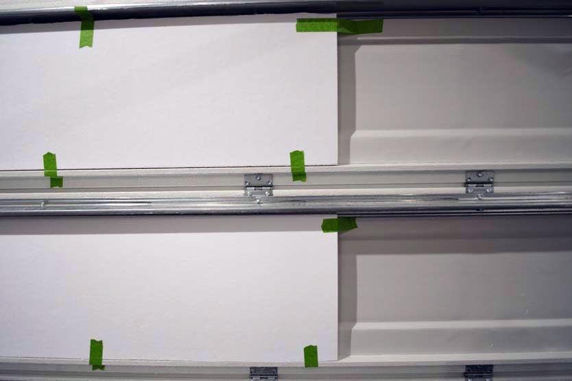 How To Install The Matador Garage Door Insulation Kit