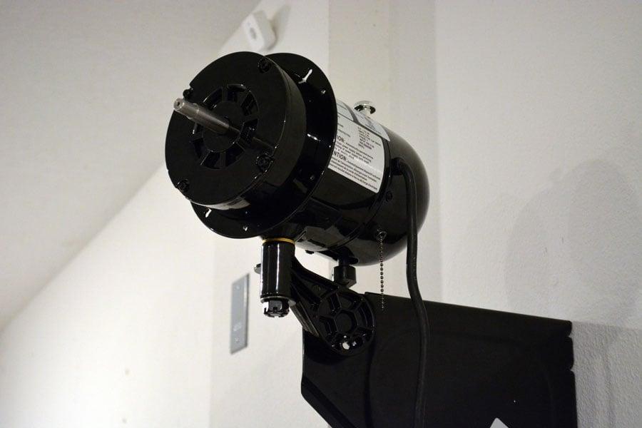 Air King fan motor