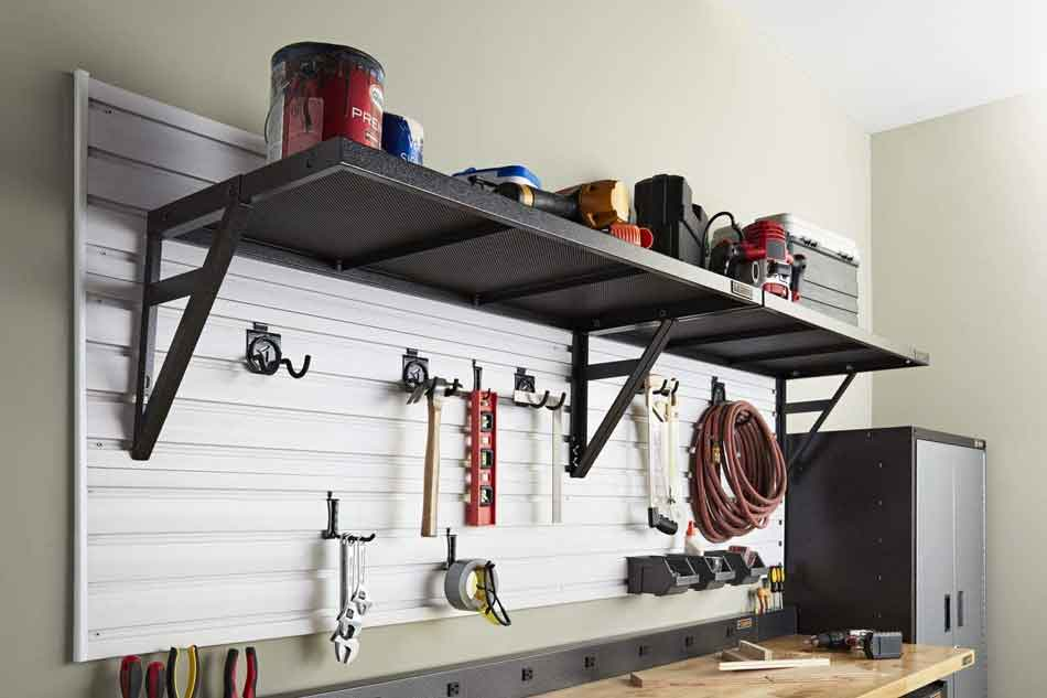 Gladiator GearLoft shelf