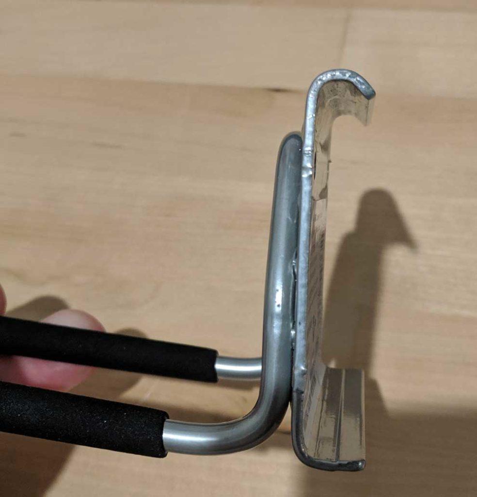 Kobalt K-Rail hook