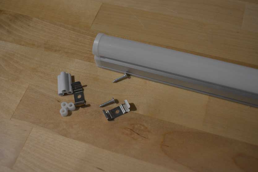 Barrina LED mounting accessories