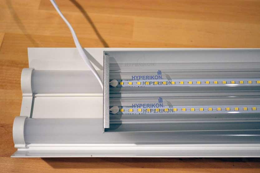 Hyperikon LED lighting comparison