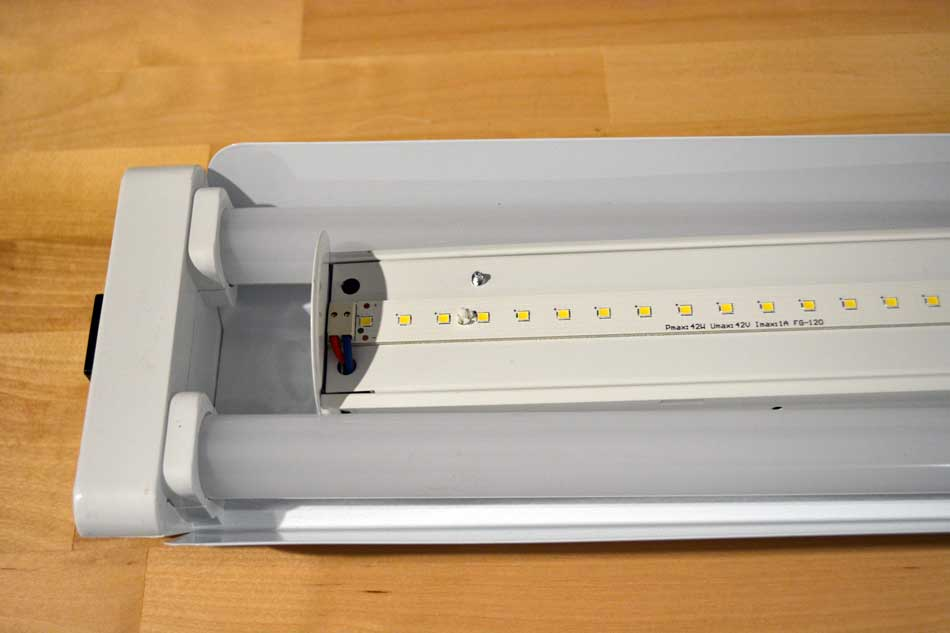 Hykolity LED shop light bulb comparison