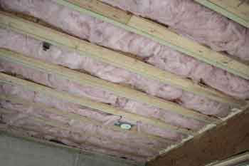 Should You Insulate Your Garage Ceiling, How To Insulate A Garage Roof Rafters