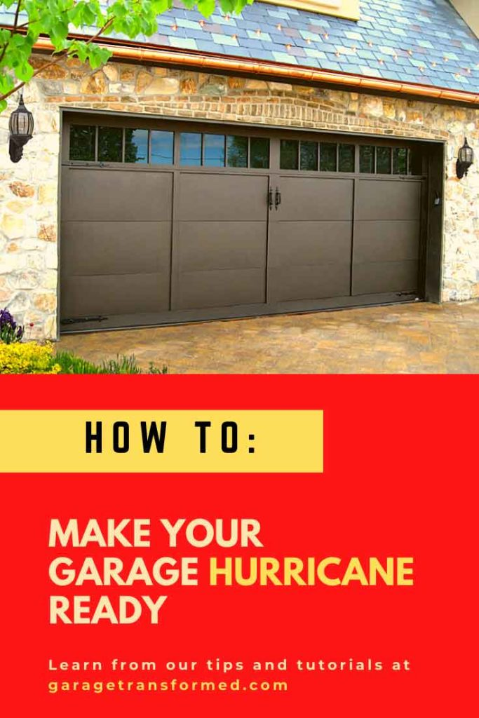 How to protect your garage during a hurricane