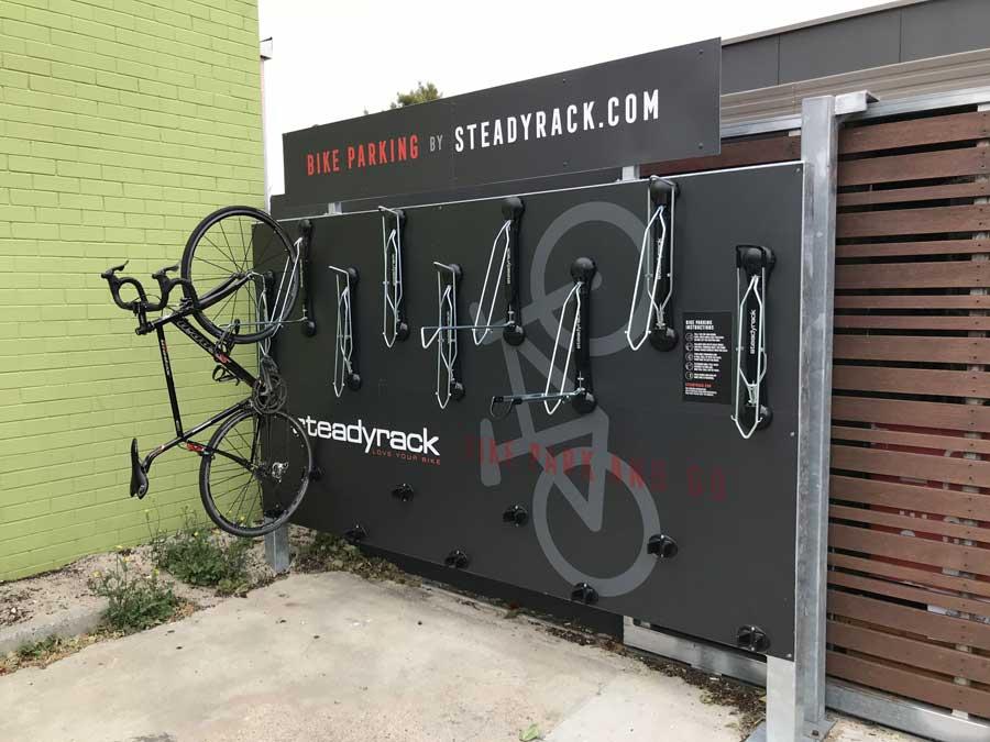 Steadyrack bike mount