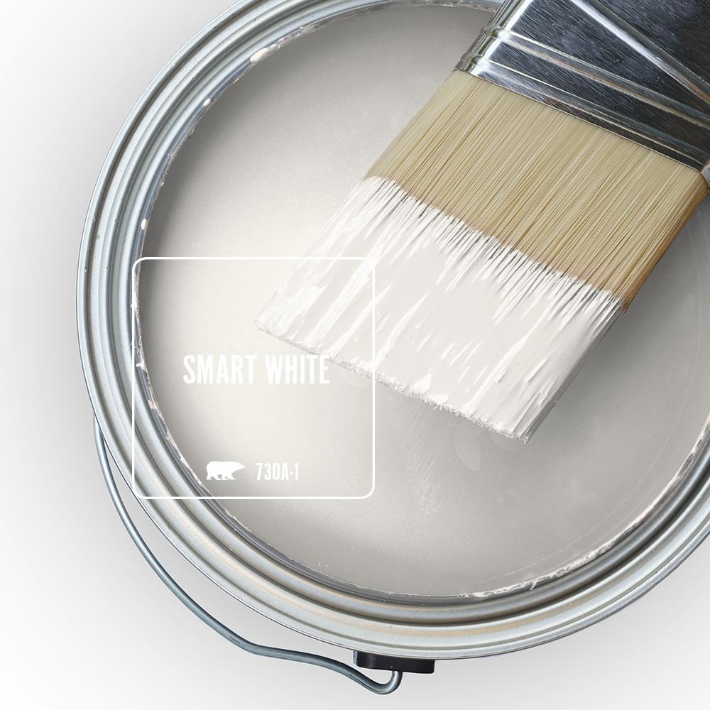 Behr Ultra Satin Enamel Interior Paint and Primer