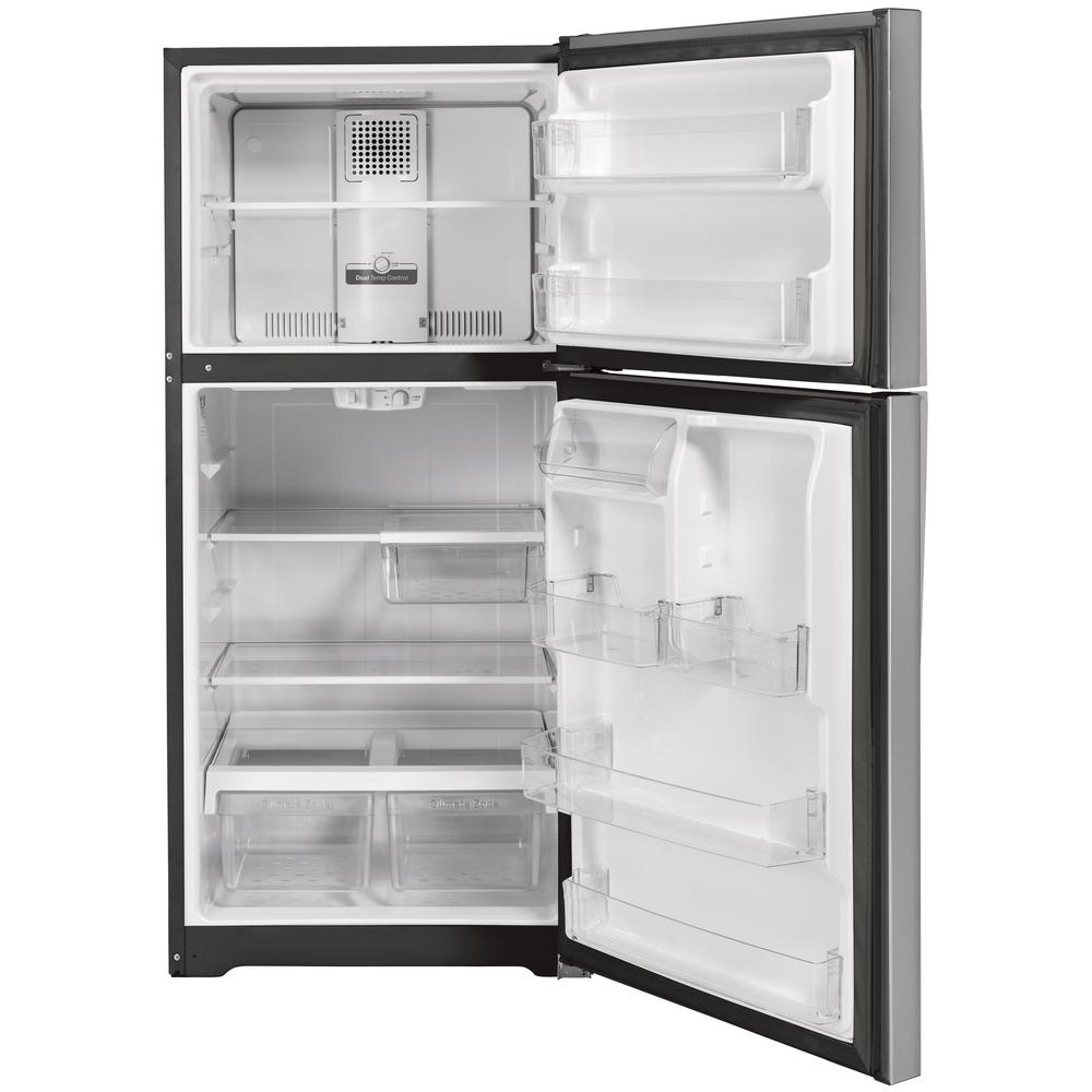 GE 21.9 cu. ft. Top Freezer Refrigerator